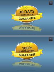 Free Guarantee and Satisfaction Badge