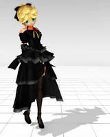 PD IMITATION BLACK Len DL by oOIchibiOo