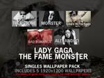 Fame Monster Wallpaper Pack