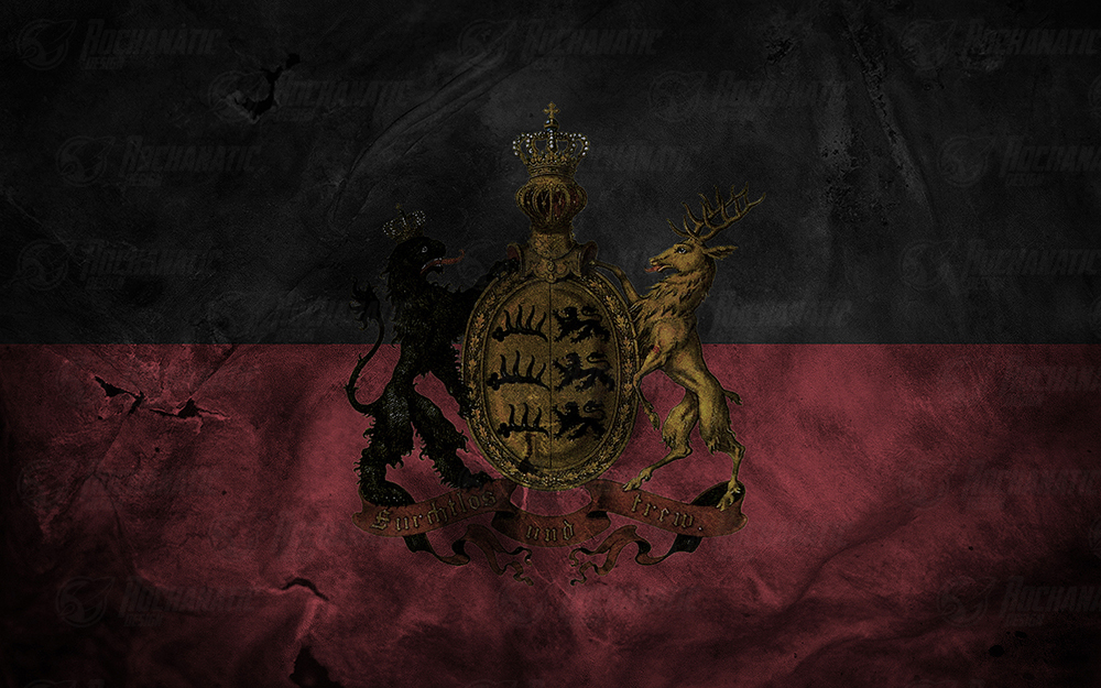 Kingdom of Baden-Wuerttemberg by rockanatic