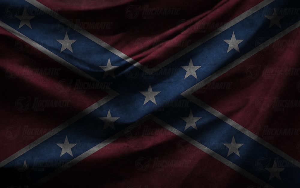 Confederate Flag by rockanatic
