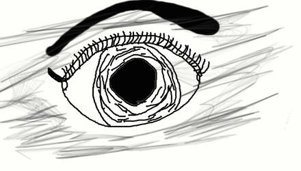eyeball....