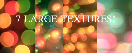 7 Large Textures by GreenMouthwash
