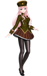 PDFT  Trail Conductor Rose Luka (DL)