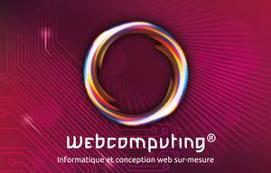 Webcomputing Carte de visite (3D)