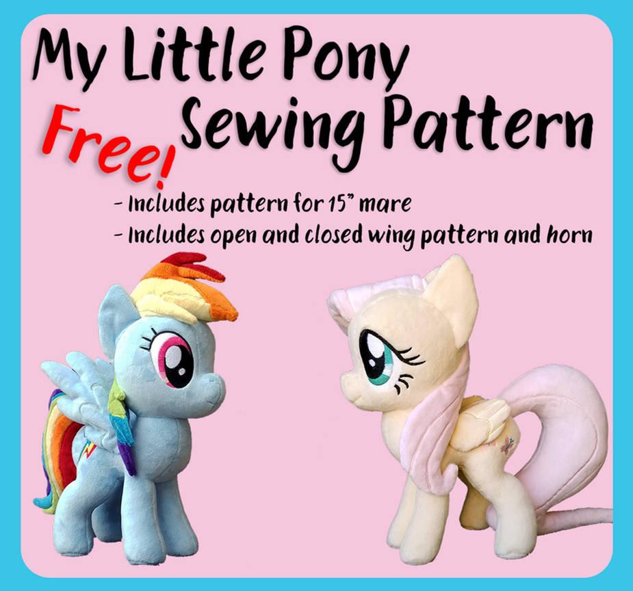 MLP Free Sewing Pattern