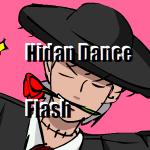 Hidan Dance Flash by spades-ryou