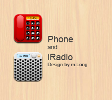 iRadio+Phone for iPhone by xiao4