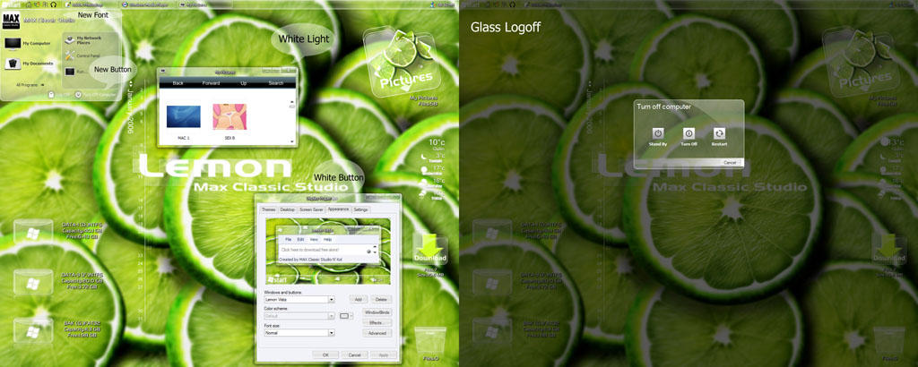 Lemon Vista V2.0 by xiao4