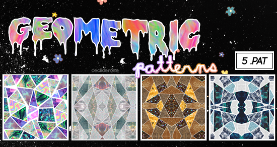 geometric | .pat by CeciiDeRose