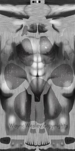 Imvu Male Body Template By Waynewesley On Deviantart
