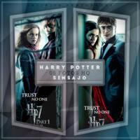 +Harry Potter photopack /STILLS by ForeverTribute