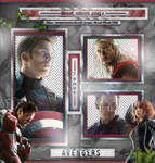 +Avengers photopack png