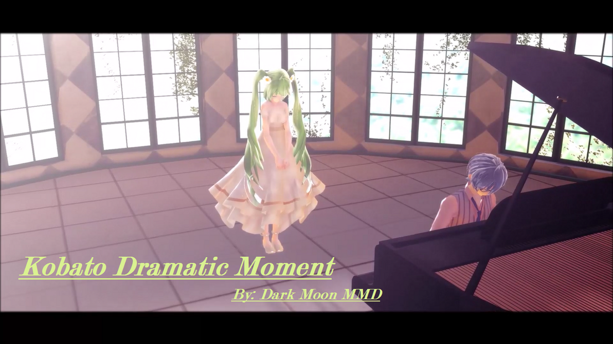 Kobato Dramatic Moment [1000 subs] MOTION DL by DarkMoonMMD