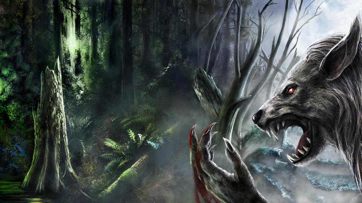 beast wolf wallpaper art - photo #28