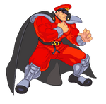 M. Bison HD Animated