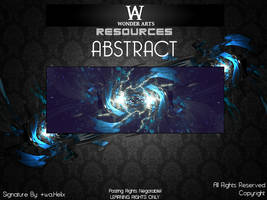 PSD ABSTRACT by Enigmarez