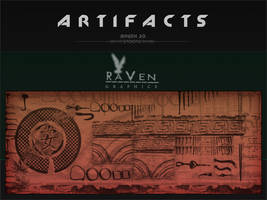Artifacts Brushes by RavenGraphics