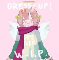 Nanami Chiaki Dress-Up! *WIP* by ashukun