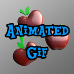 Applejack Cutie Mark 3D Animated by SnoopyStallion