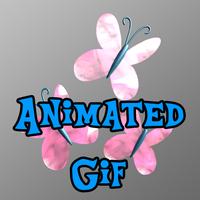 Fluttershy Cutie Mark 3D Animated by SnoopyStallion