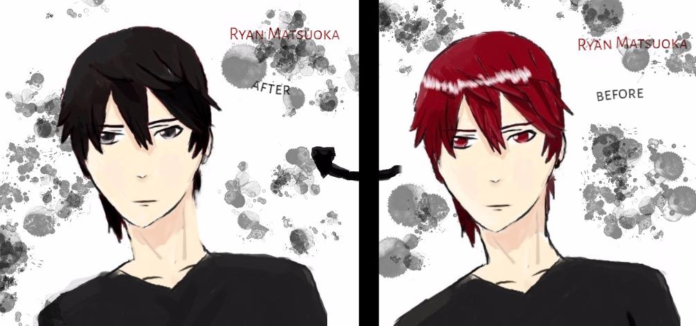 Ryan Matsuoka OC-Redraw by Rika-RiaStar