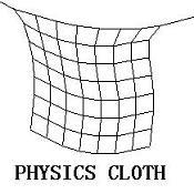 Physics Cloth by Supa-Monky