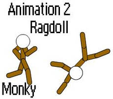 Animation To Ragdoll by Supa-Monky