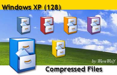 Windows XP 128 - File Types 2 by werewolfdev