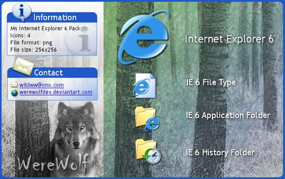 Microsoft Internet Explorer 6