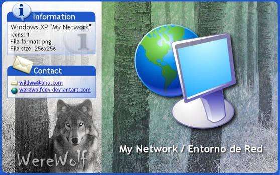 Windows XP My Network