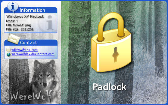 Windows XP PadLock