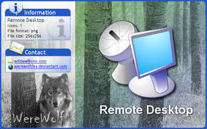 Windows XP Remote Desktop