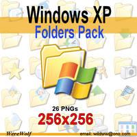 Windows XP Folders Pack 256