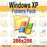 Windows XP Folders Pack 256