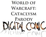 Cataclysm Digital Comic by Sexual-Yeti