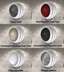 Cinema 4D Auto Shader Pack by 2753Productions