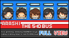 the 5x10 bus