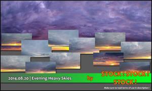 2014.08.20 | Evening Heavy Skies