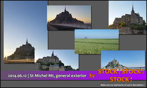 2014.06.12   St Michel Mount General Exterior