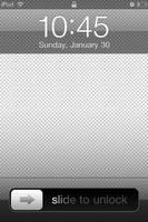 iPhone 4 Wallpaper Template