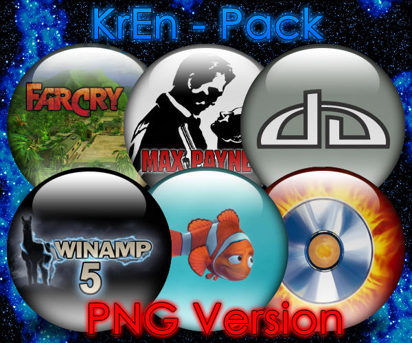 KrEn-Pack-PNG by KriLl3