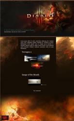 VG CSS - Diablo 3 by Blackheart6004