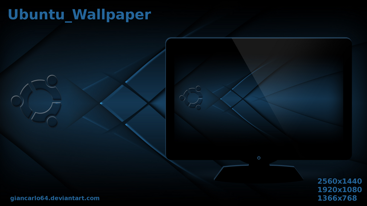 Ubuntu_Wallpaper by giancarlo64