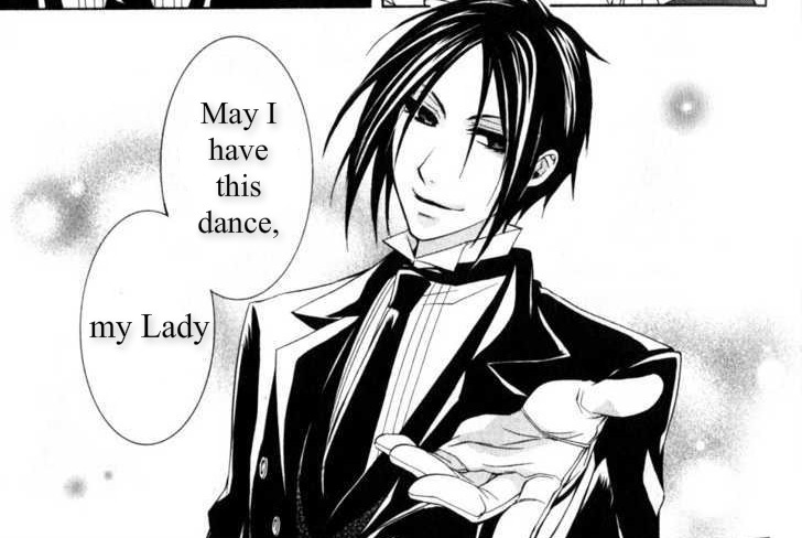 Best Night Ever :Sebastian Michaelis x Reader: by