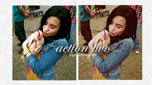 Melodies action two.