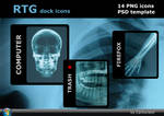 RTG dock icons