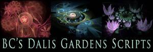 BC's Dalis Garden Scripts
