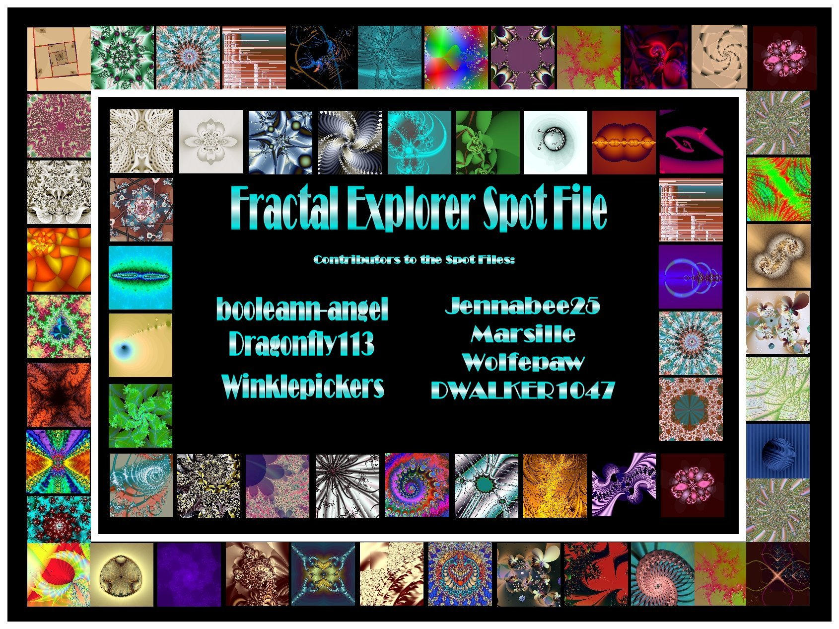 FE Parameter Spot Filepack by Fractal-Resources