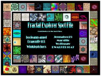 FE Parameter Spot Filepack by Fractal-Resources